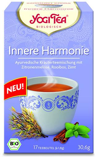 Yogi Tee Innere Harmonie, 17 Teebeutel, 30,6 g, BIO