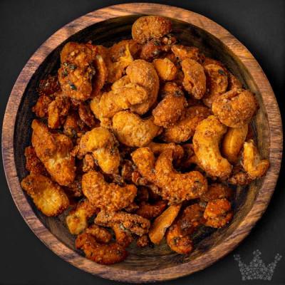 Cashews Harissa süß & salzig
