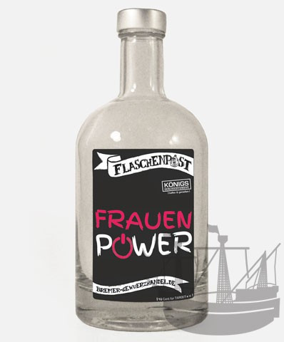 Flaschenpost, Frauenpower, 500ml