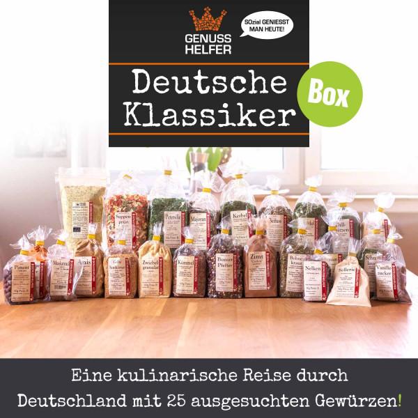Genuss-Set Deutsche Klassiker