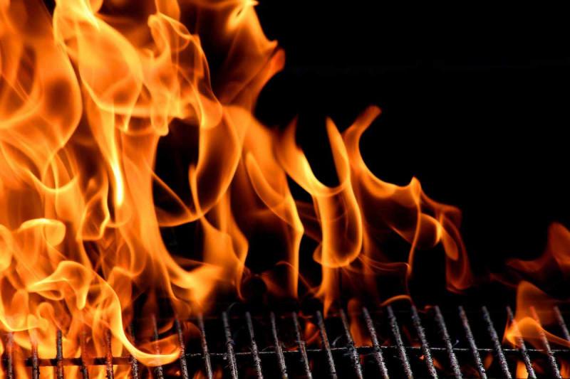 Grillrost Feuer Bremer Gewuerzhandel