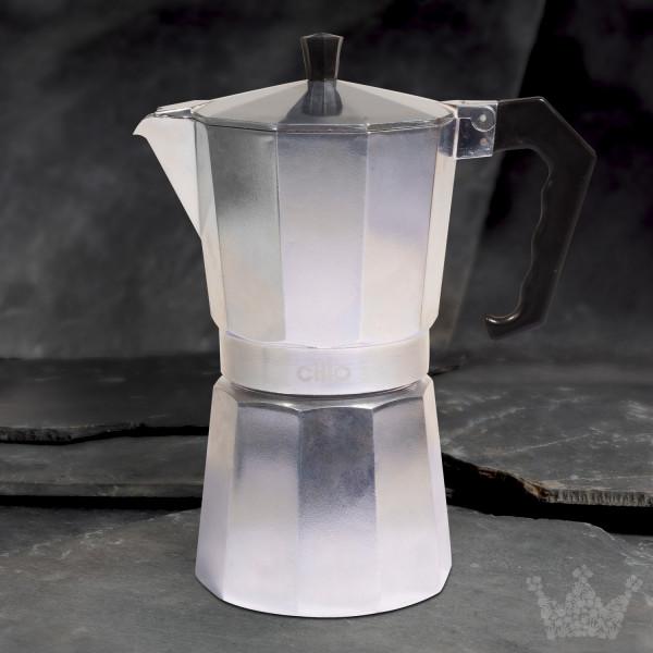 Espressokocher Classico Induktion für 9 Tassen