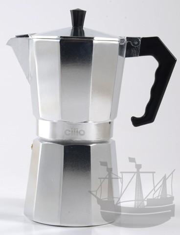 Espressokocher Classico 9 Tassen