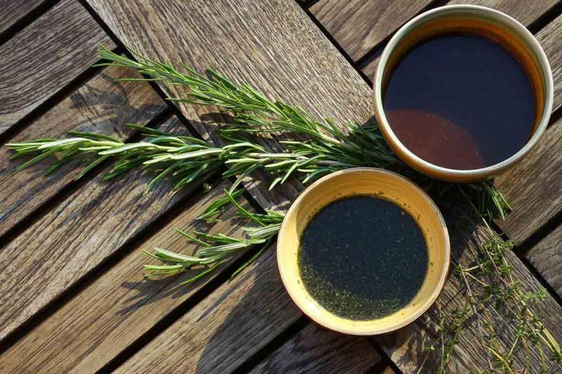 salatdressing vinaigrette rezept bremer gewuerzhandel