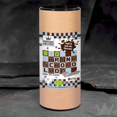 Kakao Trinkschokolade Classic 50%, BIO