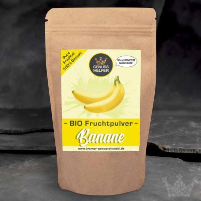 BIO Fruchtpulver Banane