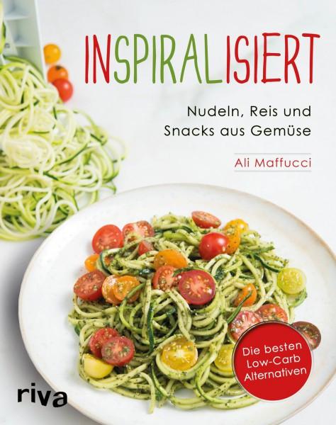 Inspiralisiert: Nudeln, Reis und Snacks aus Gemüse / Ali Maffucci
