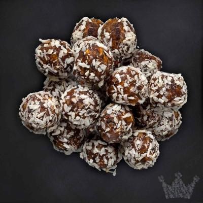 SnegBalls Pina Colada, Trockenfruchtkugeln