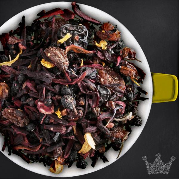 Sanddorn Tee, Früchtetee