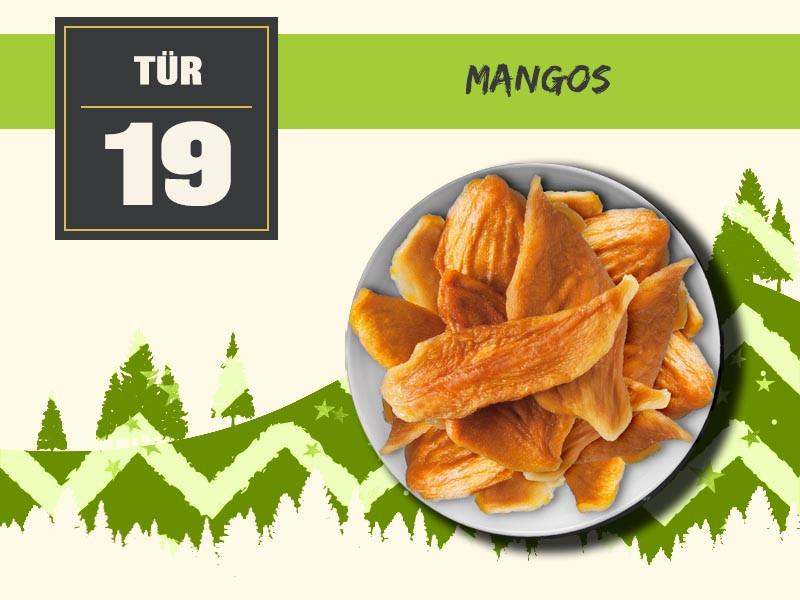 19 mangos