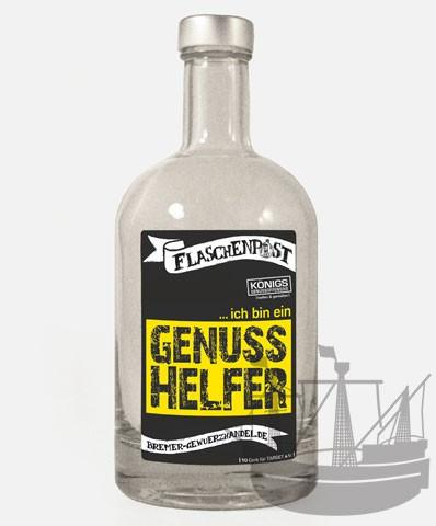 Flaschenpost, Genusshelfer, 500ml