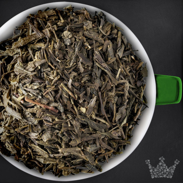 China Sencha Earl Grey