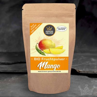 BIO Fruchtpulver Mango