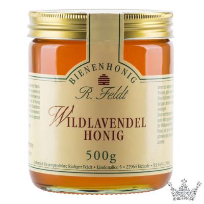 Wildlavendel Honig