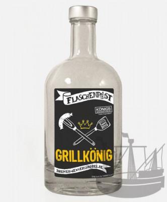 Flaschenpost, Grillkönig, 500ml