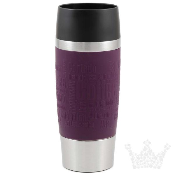 Emsa Travel Mug 0,36l, brombeer