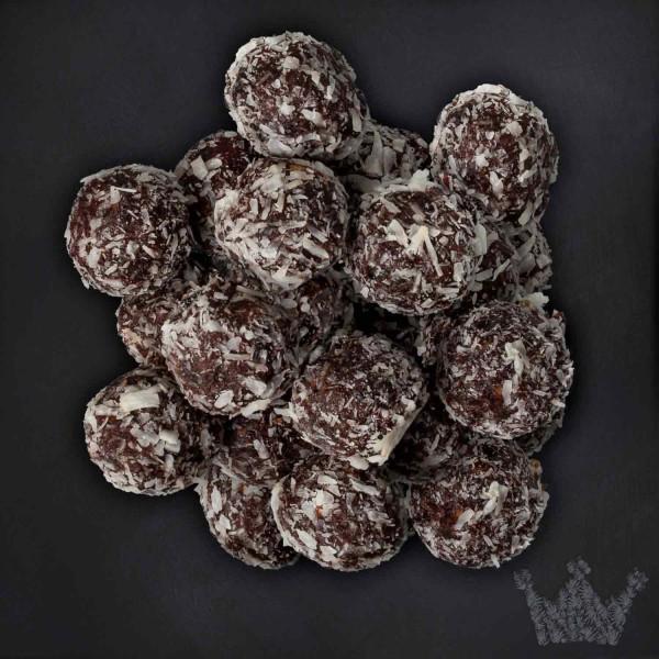 SnegBalls KiBa, Trockenfruchtkugeln