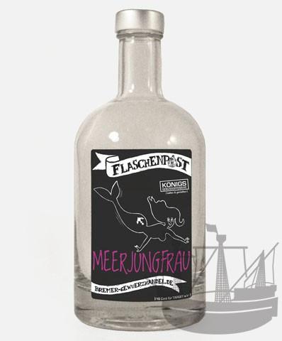 Flaschenpost, Meerjungfrau, 500ml