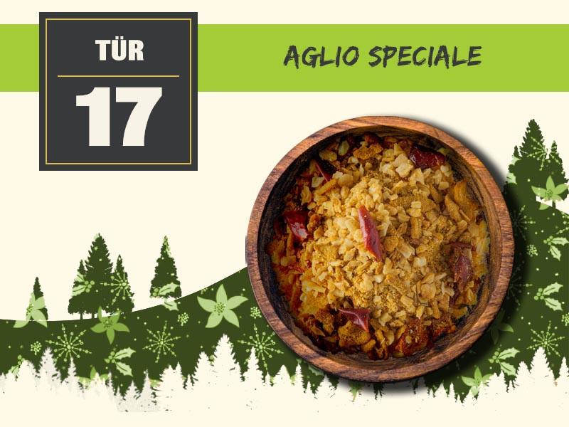 17 aglio speciale