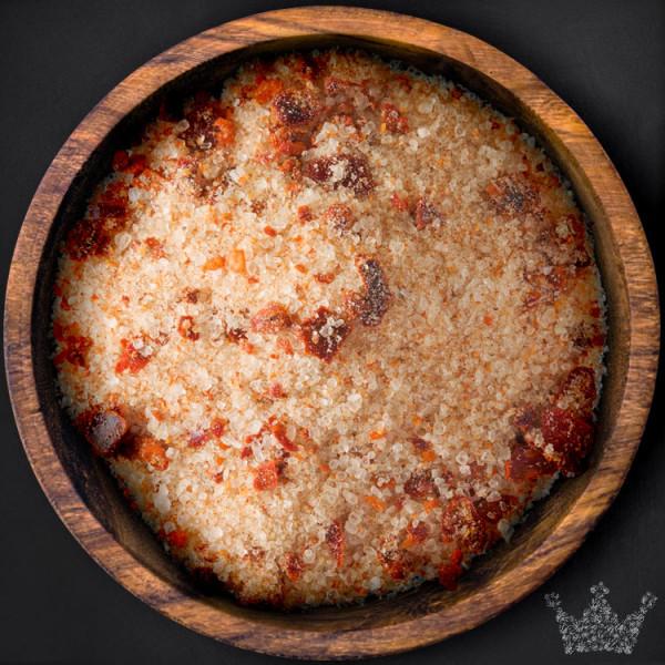 Chili Salz, Salzen DaLuxe