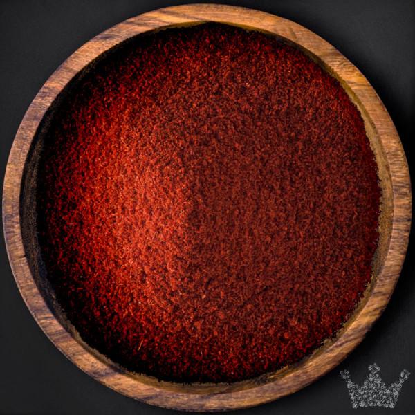 Paprika delikatess, gemahlen