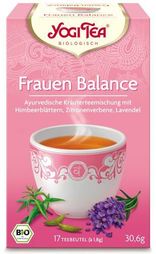 Yogi Tee Frauenbalance, BIO