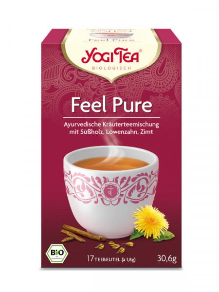 Yogi Tee Feel Pure, BIO