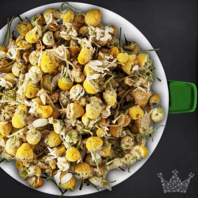 Kamillenblüten Tee, Kräutertee