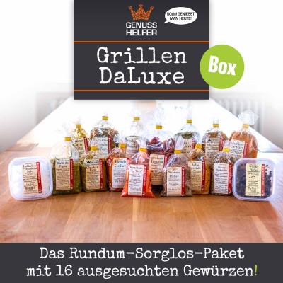 Genuss-Set Grillen DaLuxe