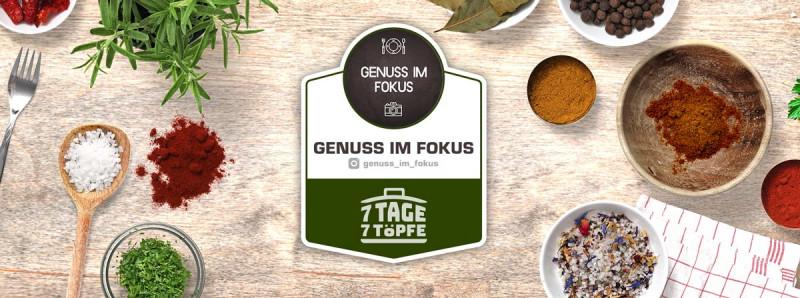 Header genuss fokus
