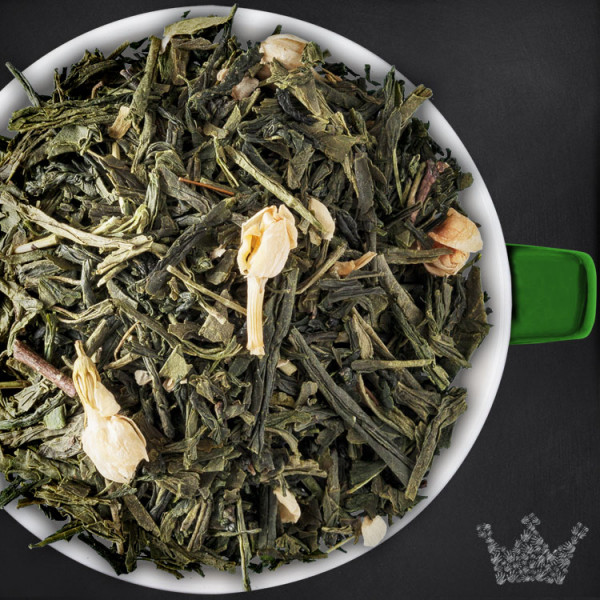 China Sencha Jasmin, BIO