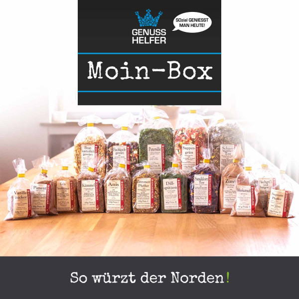 Genuss-Set - Moin Box