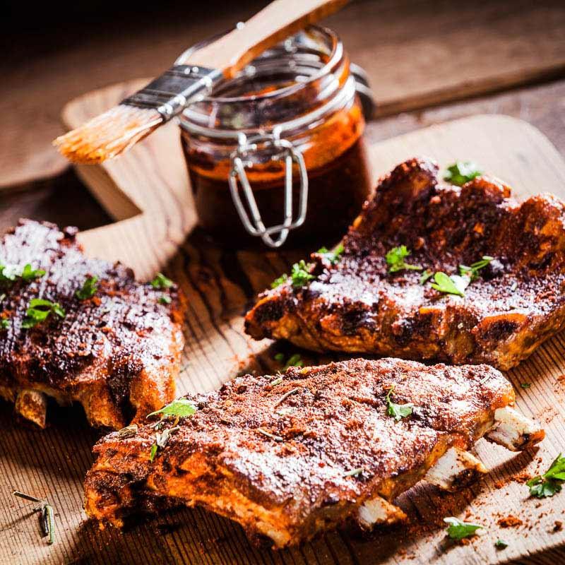 Grillen BBQ Dip Rippchen Marinade Bremer Gewuerzhandel