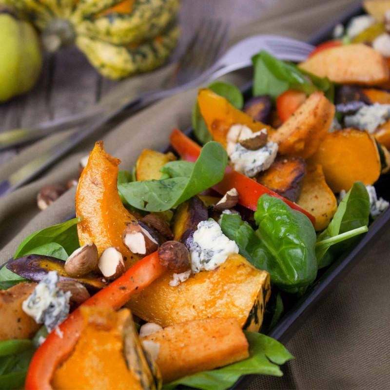 Suesskartoffel Salat Fb