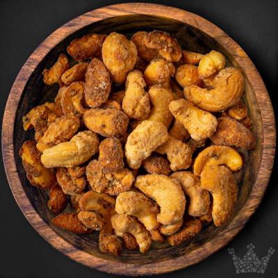 Cashews Malabar-Pfeffer süß & salzig