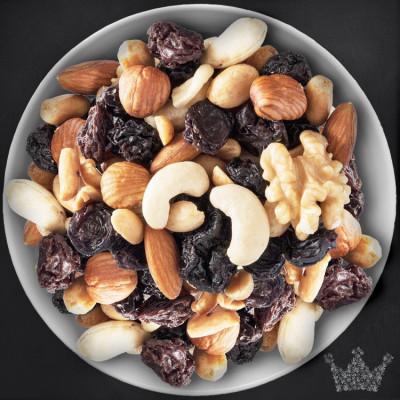 Nuss-Frucht-Mischung Professorenfutter