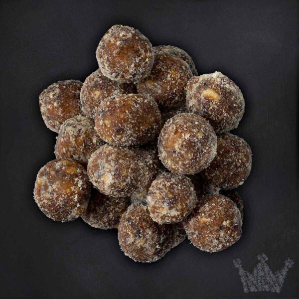SnegBallsIngwer-Cashew, Trockenfruchtkugeln