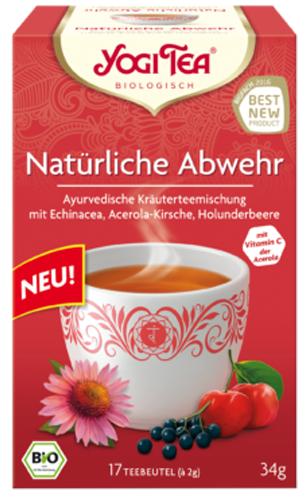 Yogi Tee Natürliche Abwehr, BIO