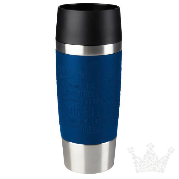 Emsa Travel Mug 0,36l, blau, Emsa