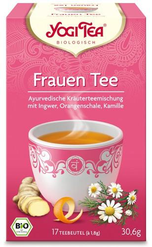 Yogi Tee Frauen Tee, BIO