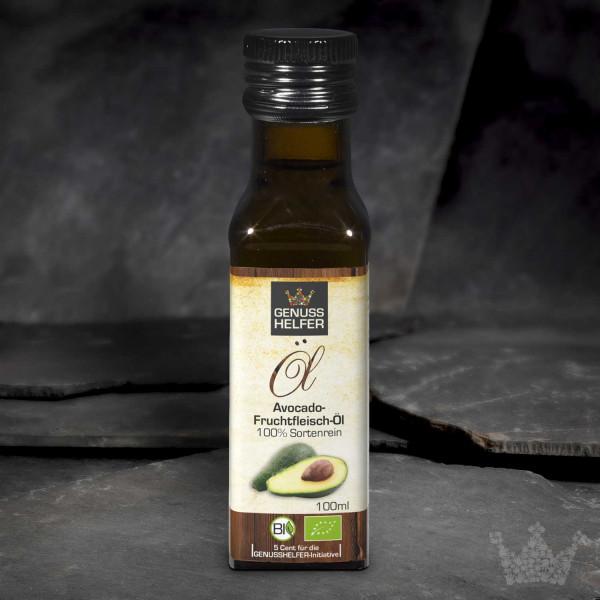 Avocadofruchtfleischöl BIO, kaltgepresst