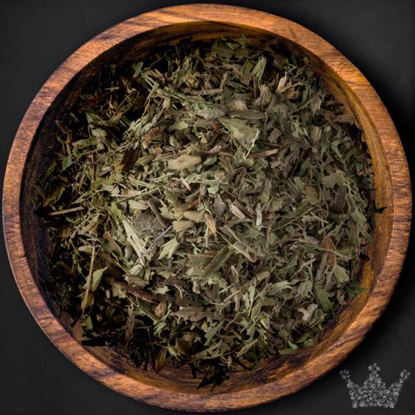 Stevia Süsskraut, geschnitten