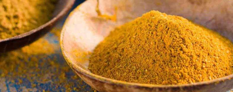 Currypulver & Curry Gewürz