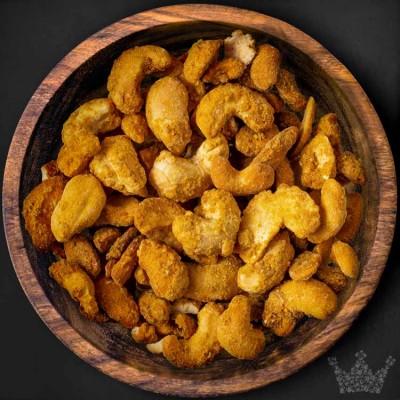 Cashews Curry süß& salzig