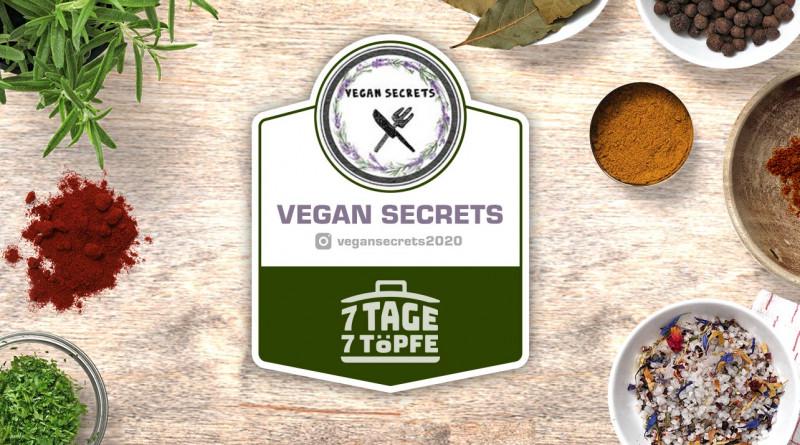 Header vegansecrets mobil