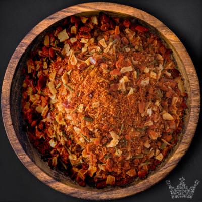 Chakalaka, afrikanische Gewürzmischung, gemahlen