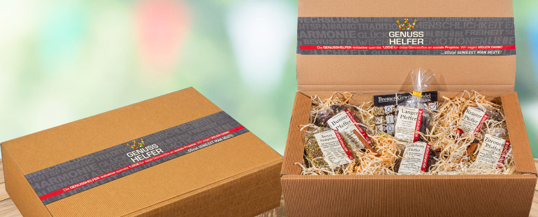 Gewürze Geschenksets & Gewürzboxen
