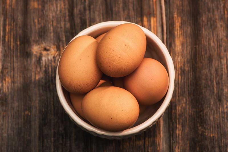 Eier gekocht Bremer Gewuerzhandel