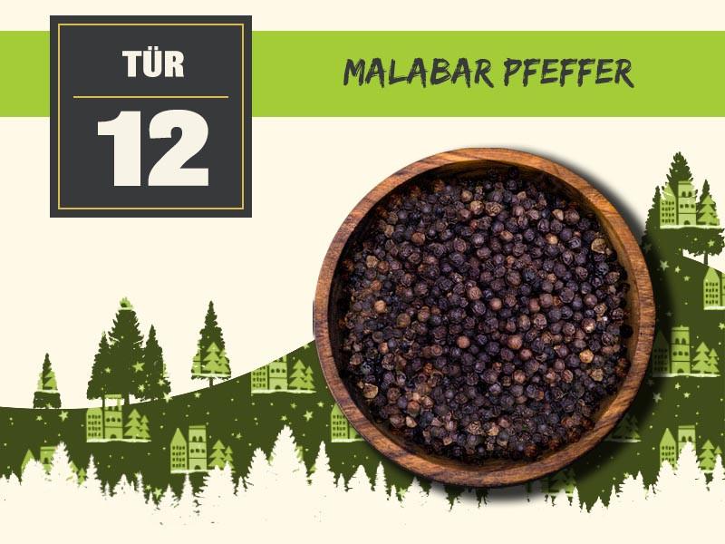 12 malabar pfeffer