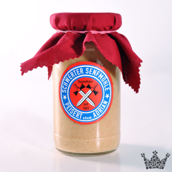 Preiselbeer Senf